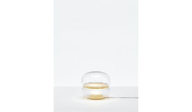Brokis - Macaron Tischleuchte - S - Klarglas - 1