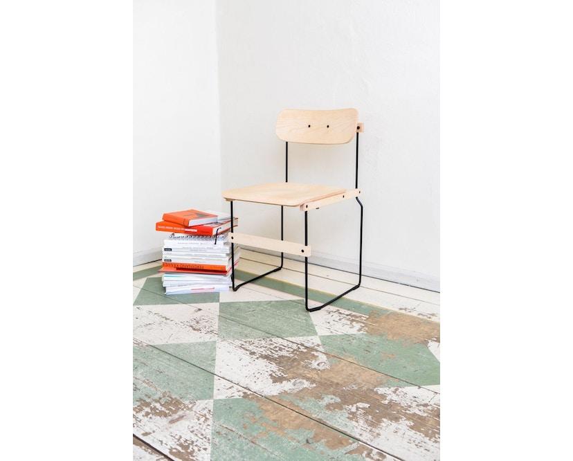 Moormann - Bruto Stuhl ohne Armlehne - 8