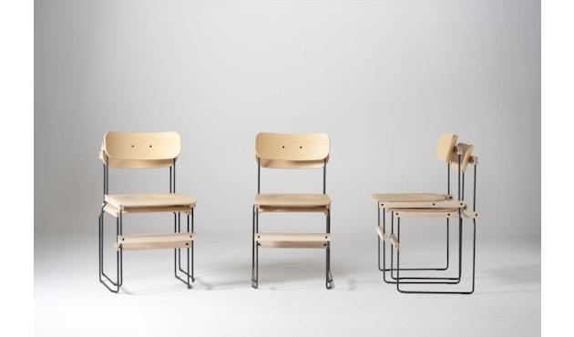 Moormann - Bruto Stuhl ohne Armlehne - 10