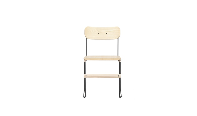 Moormann - Bruto Stuhl ohne Armlehne - 1