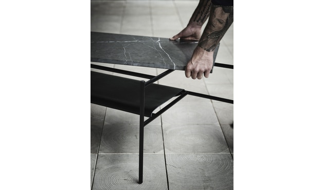 StoryBy - Piet grey marble