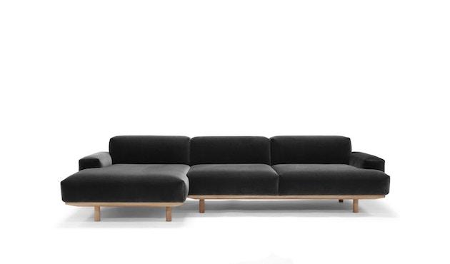 bruunmunch - Reason 2-Sitzer  Sofa - Harald 242 - 2
