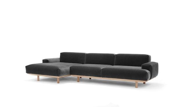 bruunmunch - Reason 2,5-Sitzer  Sofa - Harald 242 - 2