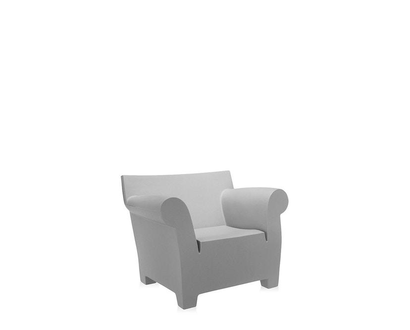 Kartell - Bubble Club fauteuil - lichtgrijs - 3