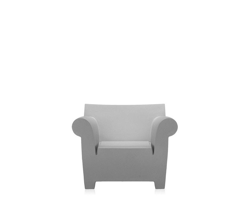 Kartell - Bubble Club fauteuil - lichtgrijs - 4