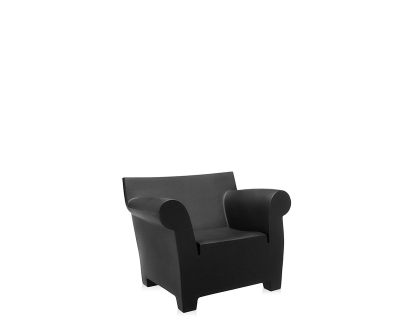 Kartell - Bubble Club fauteuil - zwart - 3