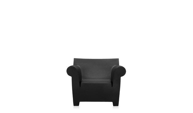Kartell - Bubble Club Sessel - schwarz - 4