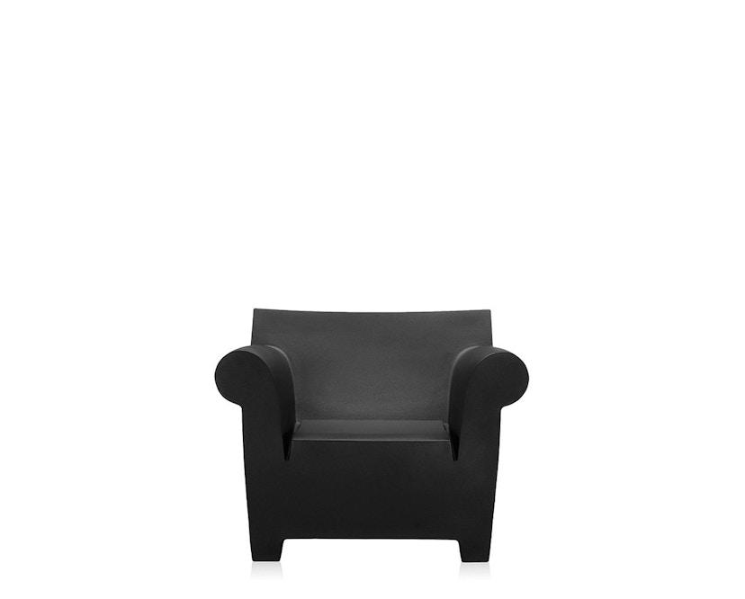 Kartell - Bubble Club fauteuil - zwart - 4