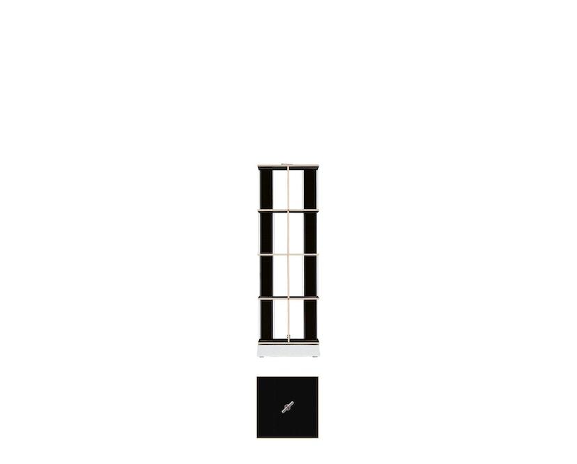 Moormann - Buchstabler - Bücherturm S - schwarz - 3