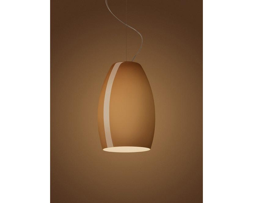 Foscarini - Buds 2 Hängeleuchte LED - grigio - 2
