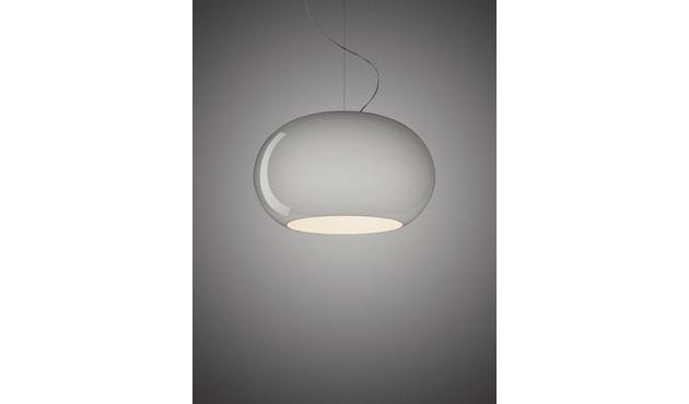 Foscarini - Buds 2 Hängeleuchte LED - grigio - 4