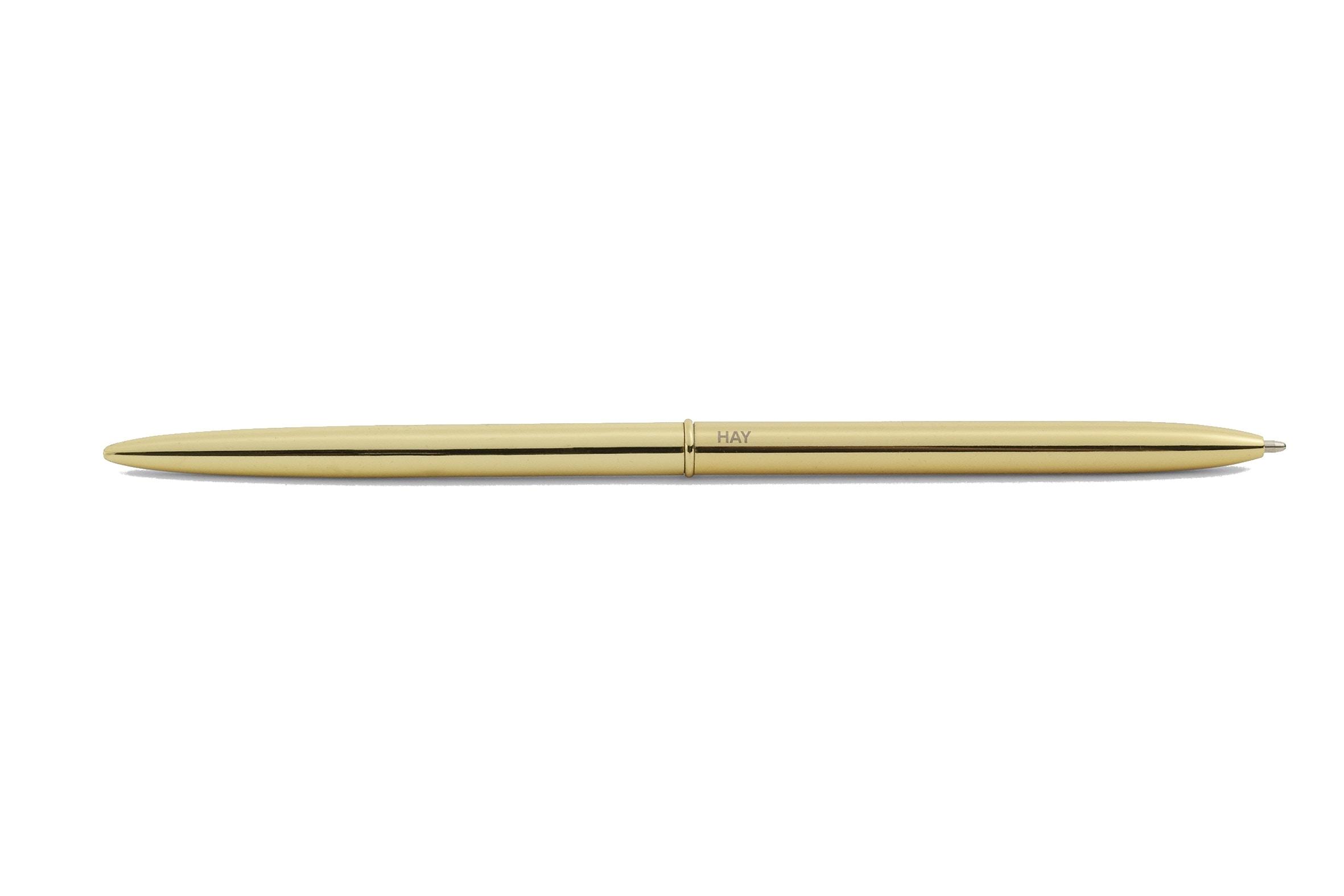 Pen Kugelschreiber Silber Hay