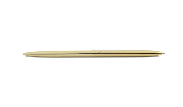 HAY - Bullet Kugelschreiber - metallic gold - 1