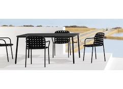 - Emu Yard Tisch und Armlehnstuhl - 2