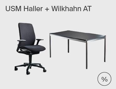 Haller Tisch & Wilkhahn AT