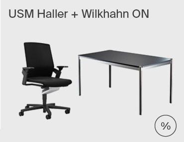 Haller Tisch & Wilkhahn ON
