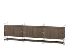 Sideboard zur Wandaufhängung Wohnzimmer Bundle E