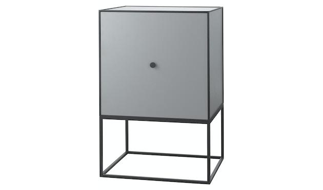 by Lassen - Frame 49 bijzettafel incl. deur en opbergvak - donkergrijs - 2