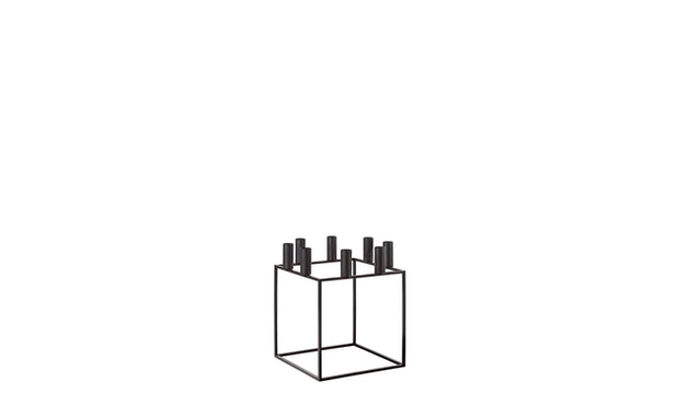 by Lassen - Kubus 8 Kerzenhalter - kupfer brüniert - 1