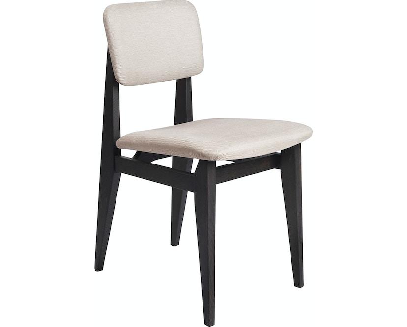 C-Chair Stuhl gepolstert