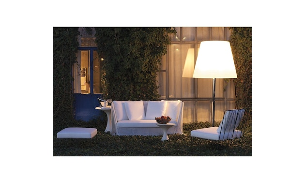 Driade - Hervé Outdoor Sessel - Cipro Bianco 15 - 4