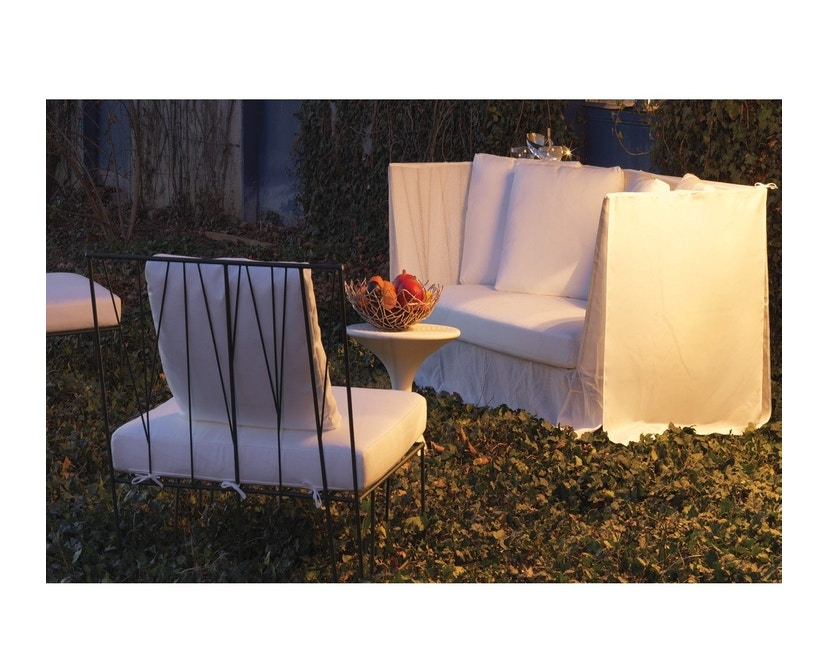 Driade - Hervé Outdoor Sessel - Cipro Bianco 15 - 3