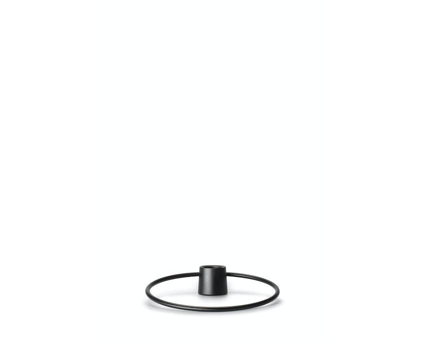 Mika Kerzenhalter - schwarz