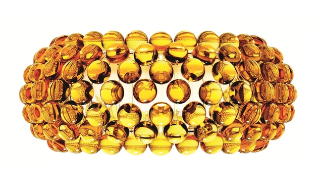 Foscarini - Caboche plafondlamp - goud - 1