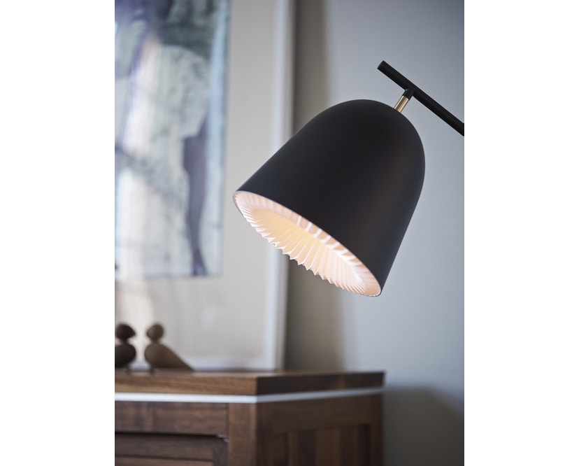 Le Klint - Caché vloerlamp - zwart - 4