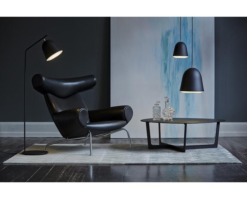 Le Klint - Caché vloerlamp - zwart - 5