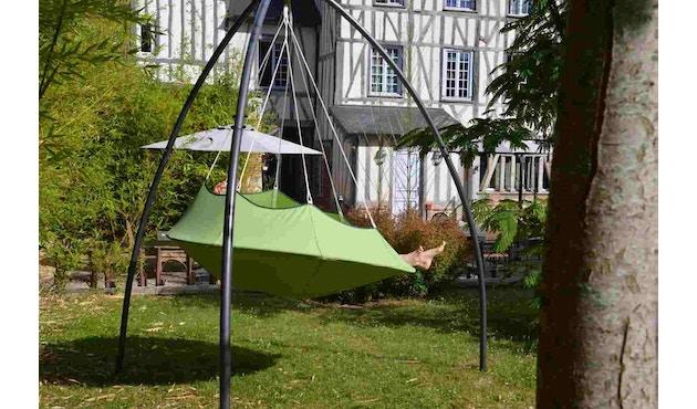 Cacoon - Lullio Hängesessel - Leaf Green - M - 1