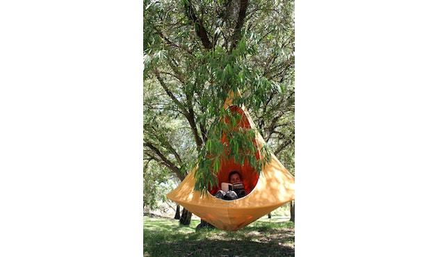 Cacoon - Single Hängesessel - Orange Mango - 5