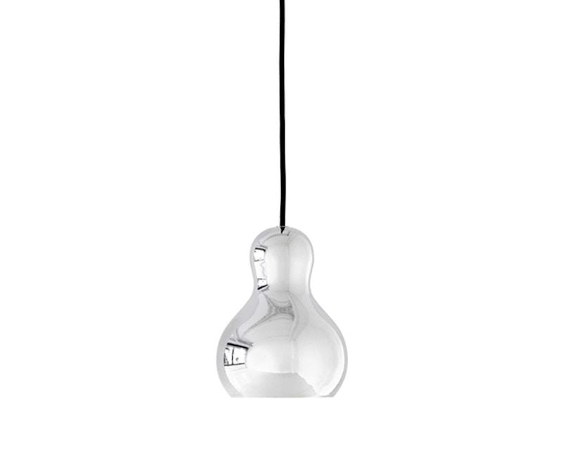 Fritz Hansen - Calabash hanglamp - P1=S - zilver - Kabellengte 3m - 2