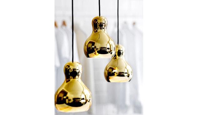Fritz Hansen - Calabash hanglamp - P1=S - zilver - Kabellengte 3m - 4