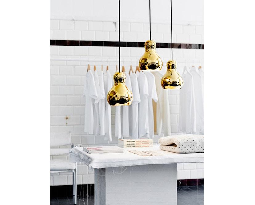 Fritz Hansen - Calabash hanglamp - P1=S - zilver - Kabellengte 3m - 5