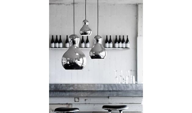 Fritz Hansen - Calabash hanglamp - P1=S - zilver - Kabellengte 3m - 7