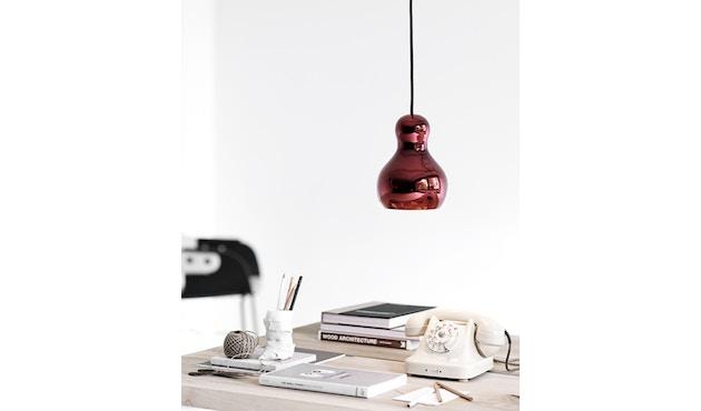 Fritz Hansen - Calabash hanglamp - P1=S - zilver - Kabellengte 3m - 10