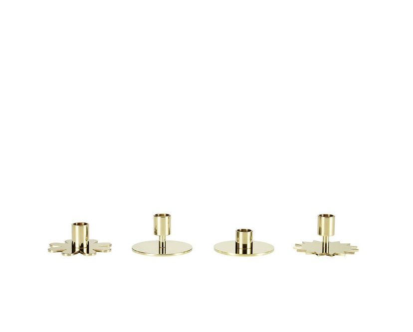 Vitra - Candle Holder - Circle low - 4