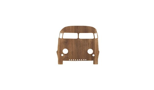 ferm LIVING - Car Wandleuchte - geräuchertes Eichenholz - 1