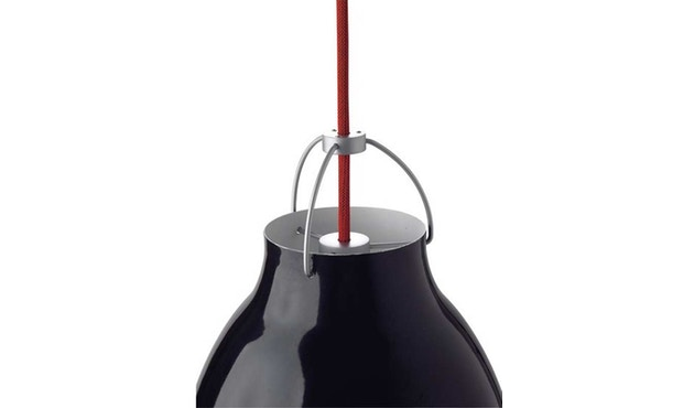 Fritz Hansen - Caravaggio hanglamp - Kabellengte 3m - P1=S - zwart - 3