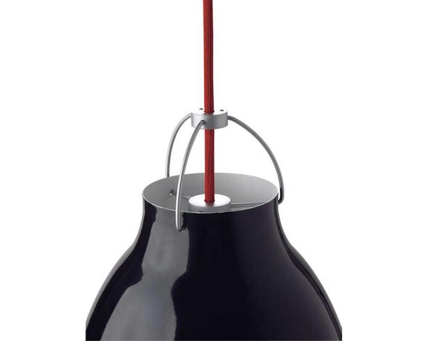 Fritz Hansen - Caravaggio Hängeleuchte - P1 - schwarz - Kabellänge 3m - 3