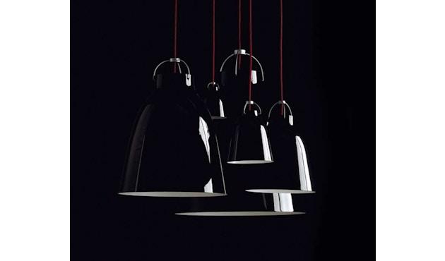 Fritz Hansen - Caravaggio hanglamp - Kabellengte 3m - P1=S - zwart - 4