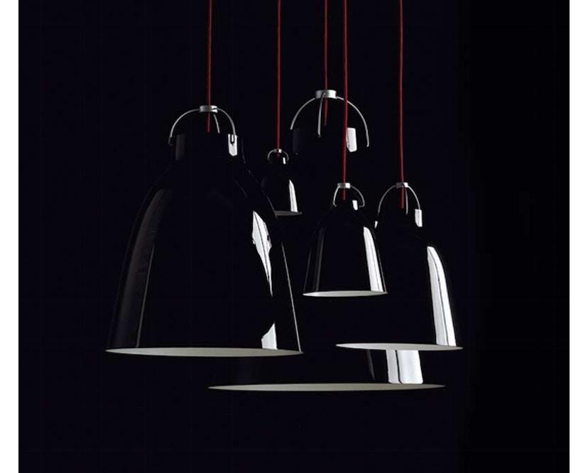 Fritz Hansen - Caravaggio Hängeleuchte - P1 - schwarz - Kabellänge 3m - 4