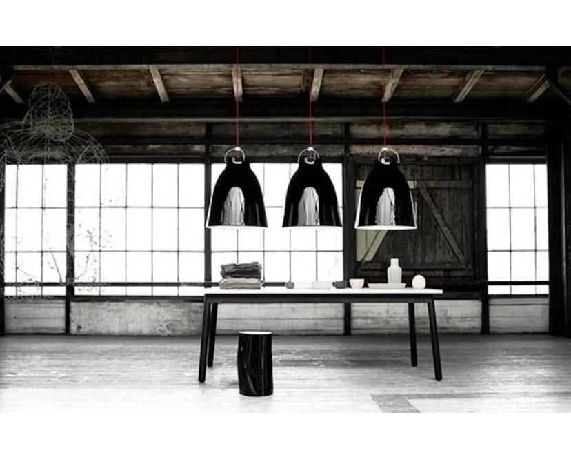Fritz Hansen - Caravaggio hanglamp - Kabellengte 3m - P1=S - zwart - 8