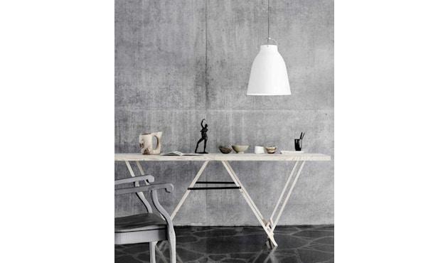 Fritz Hansen - Caravaggio hanglamp - Kabellengte 3m - P1=S - zwart - 10