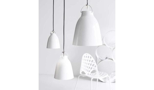 Fritz Hansen - Caravaggio hanglamp - Kabellengte 3m - P1=S - zwart - 11