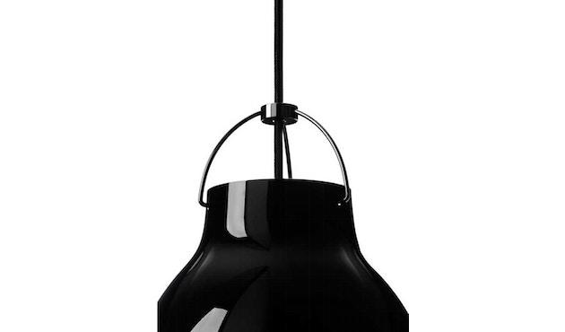 Fritz Hansen - Caravaggio BlackBlack Hängeleuchte - P1 - Kabellänge 3m - 2