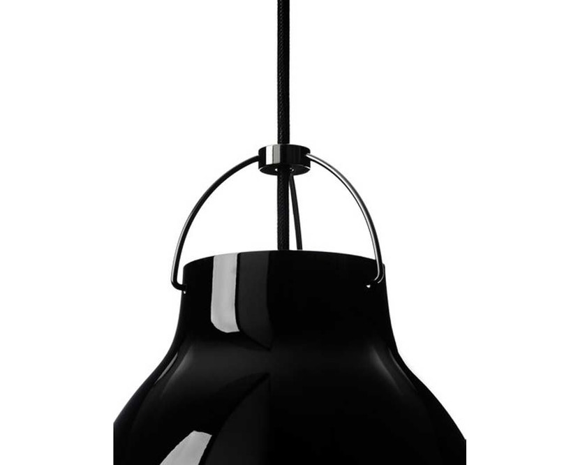 Fritz Hansen - Caravaggio BlackBlack Hängeleuchte - P0 - 2