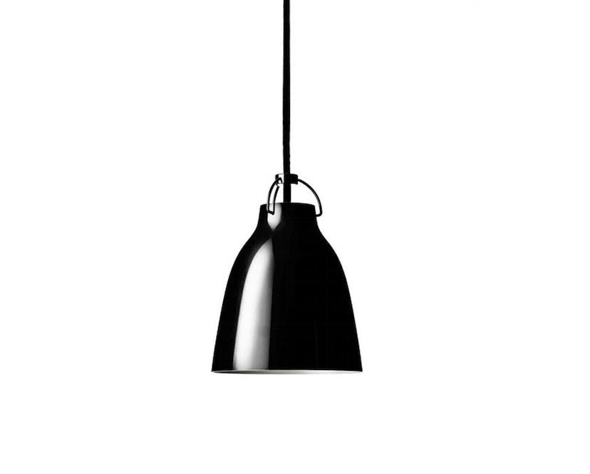 Fritz Hansen - Caravaggio BlackBlack Hängeleuchte - P1 - Kabellänge 3m - 1