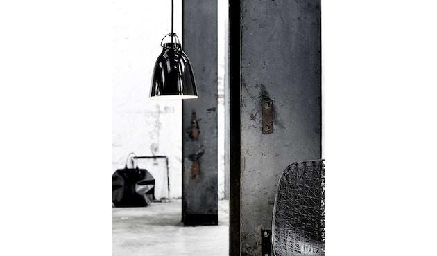 Fritz Hansen - Caravaggio BlackBlack Hängeleuchte - P1 - Kabellänge 3m - 5